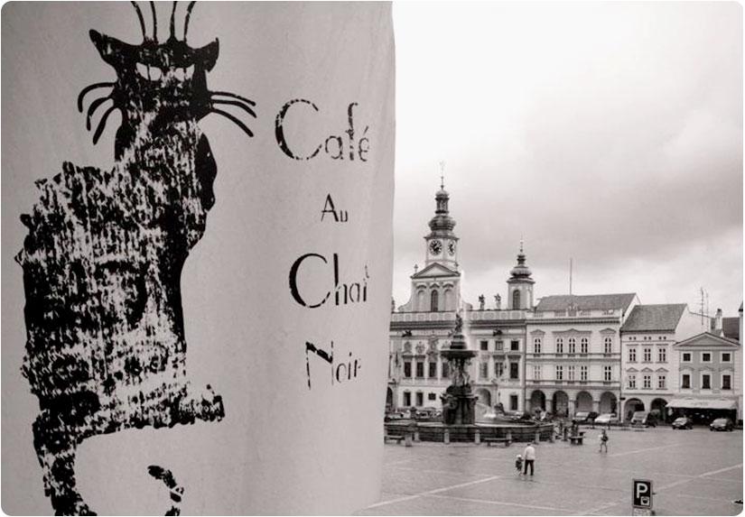 Café au Chat Noir
