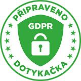 gdpr, dotykačka, ochrana osobních údajů