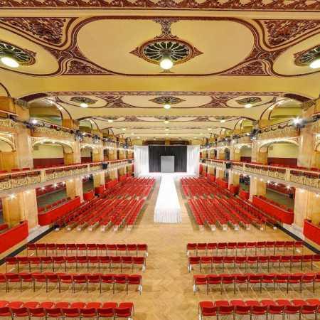 Velký sál Lucerny